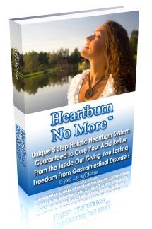 bad acid reflux help